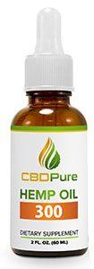 best cbd oil from CBDPure
