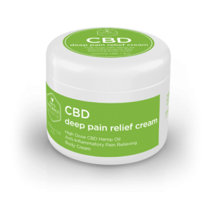 top cbd deep pain relief cream