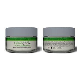 hempgenix skin cream