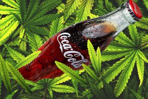 Coca-Cola Considering to Venture into Cannabis-Infused Drinks Market