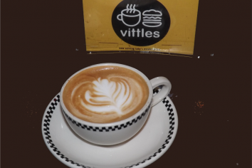 Have Your Coffee With Some Added CBD At Vittles Café In New York