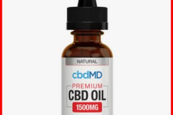 cbdMD's Oil Tincture Drops — An Extensive Look