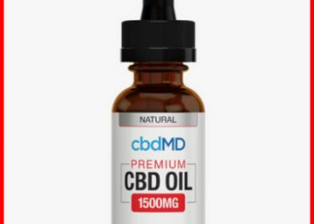 cbdMD's Oil Tincture Drops — An Extensive Look