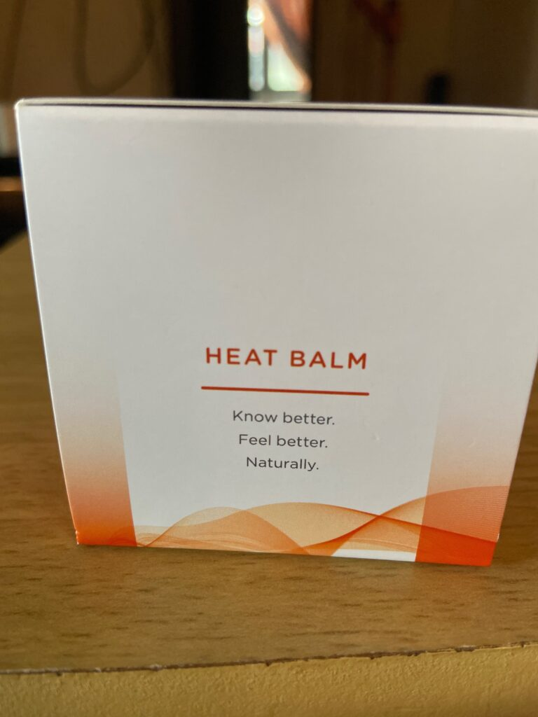 Aceso Hemp heat balm