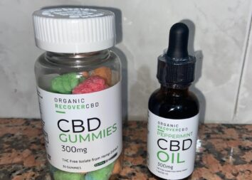 Organic Recover CBD Products Review