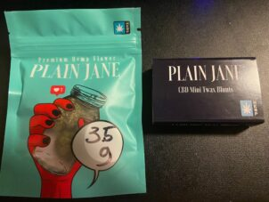 Plain Jane Hemp Flower & Hemp Rolls Review