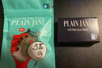 Plain Jane Hemp Flower & Hemp Rolls Review
